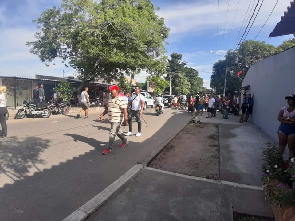 Tres personas heridas es el saldo de un atentado en la comuna Siete de Barrancabermeja   EL FRENTE
