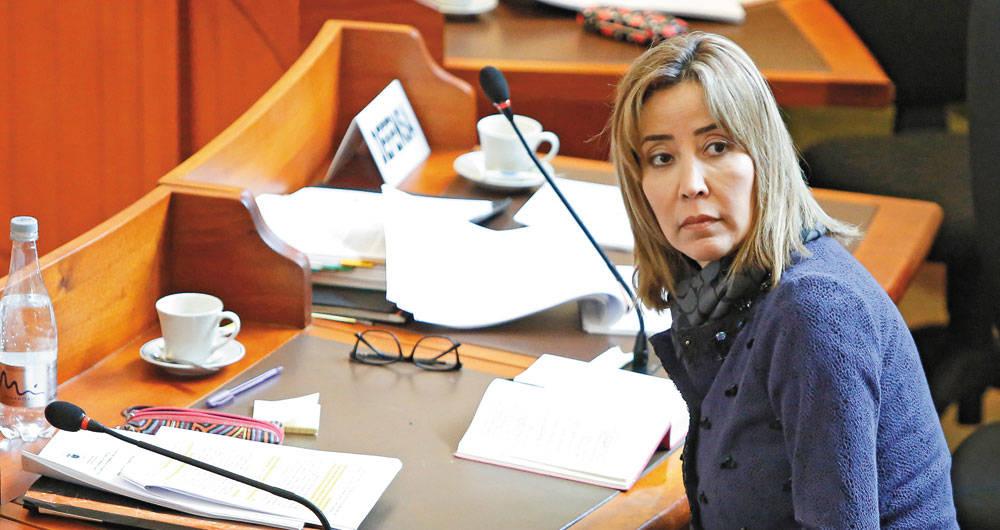 Lista de funcionarios salpicados por la exfiscal Hilda Niño | Nacional | Colombia | EL FRENTE