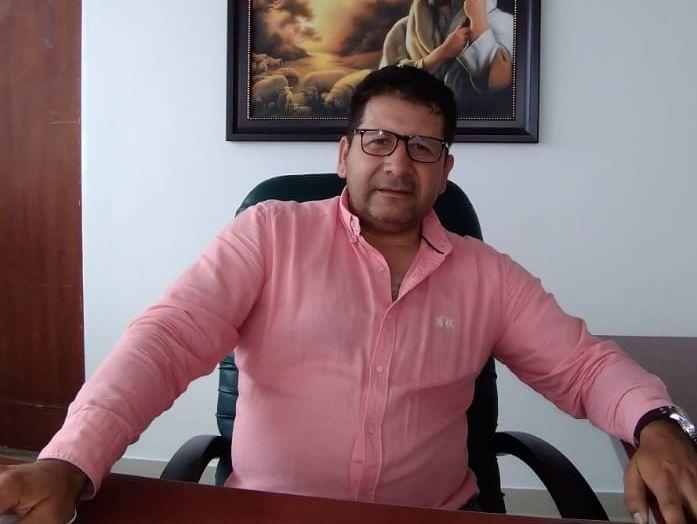Gerente del Hospital Susana López implicado en un accidente de tránsito | Nacional | Colombia | EL FRENTE