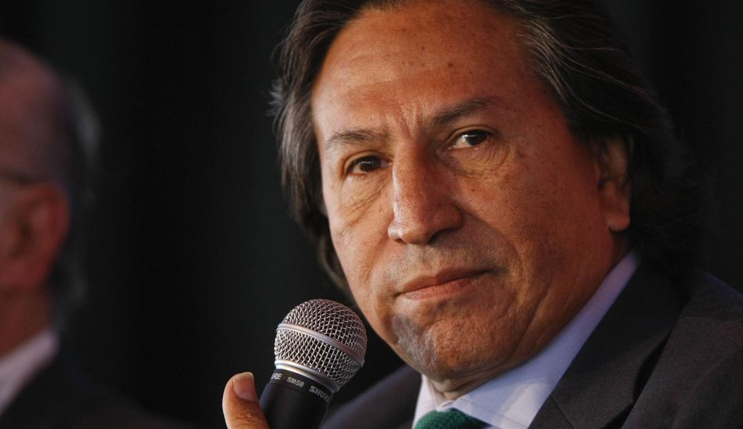 Arrestado en EEUU Alejandro Toledo expresidente de Perú | EL FRENTE
