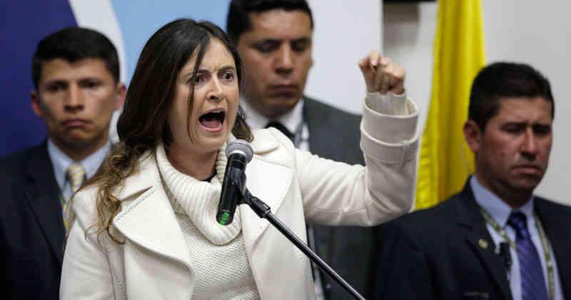 Paloma Valencia desistió en presentar proyecto que buscaría acabar con los paros de profesores  | Nacional | Colombia | EL FRENTE