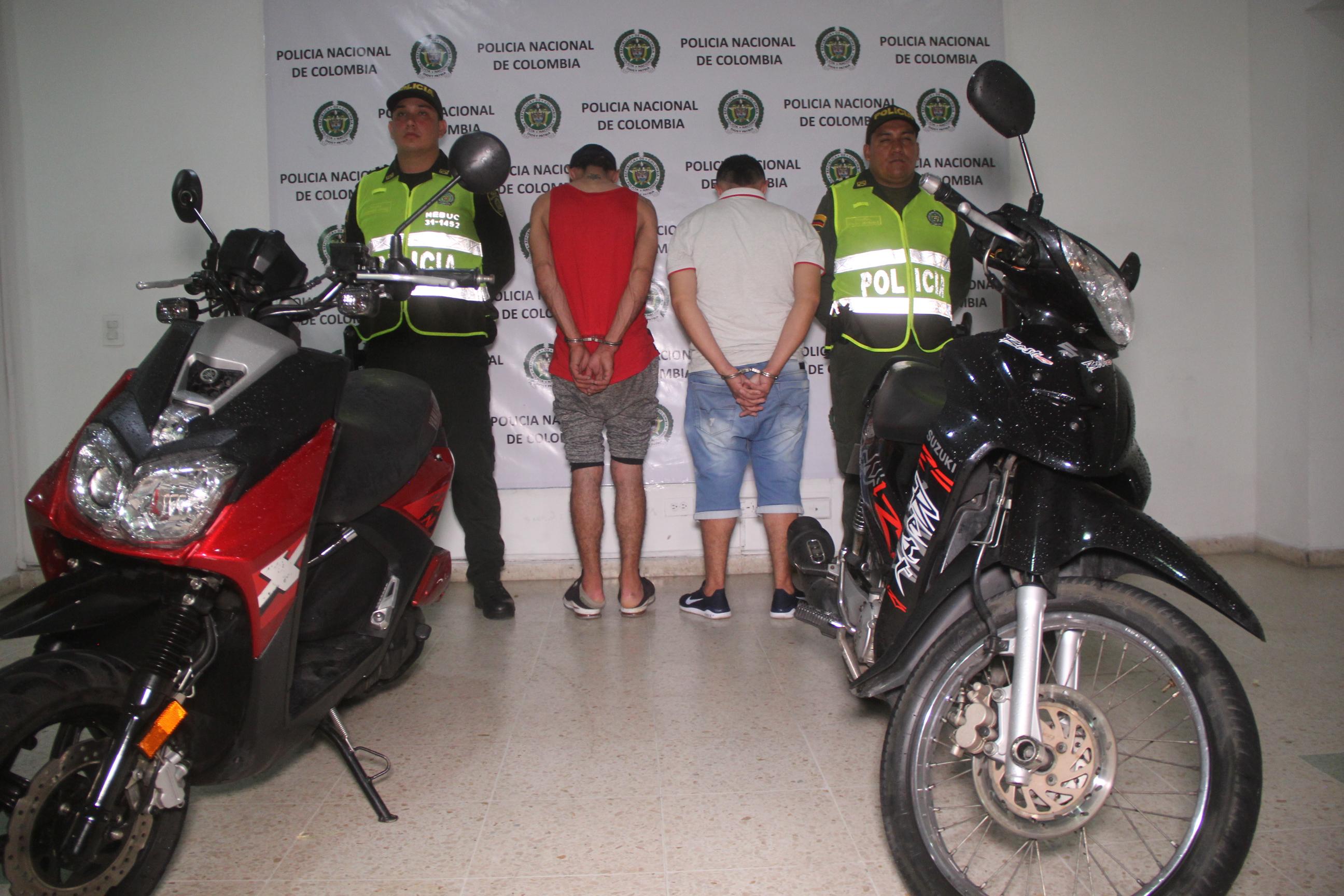 Fueron capturadas 44 personas por hurto y venta de estupefacientes en Bucaramanga | EL FRENTE