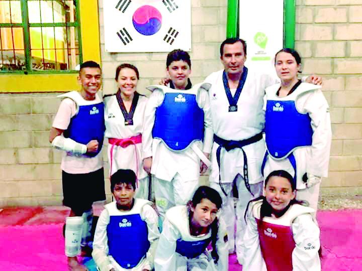 "Taekwondo del municipio de California es ""oro puro""   Deportes   EL FRENTE"