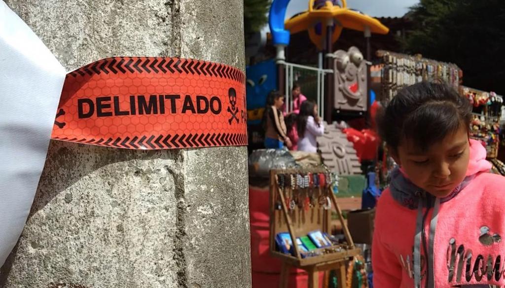Vetanos realizaron delimitación  simbólica del páramo de Santurbán | EL FRENTE