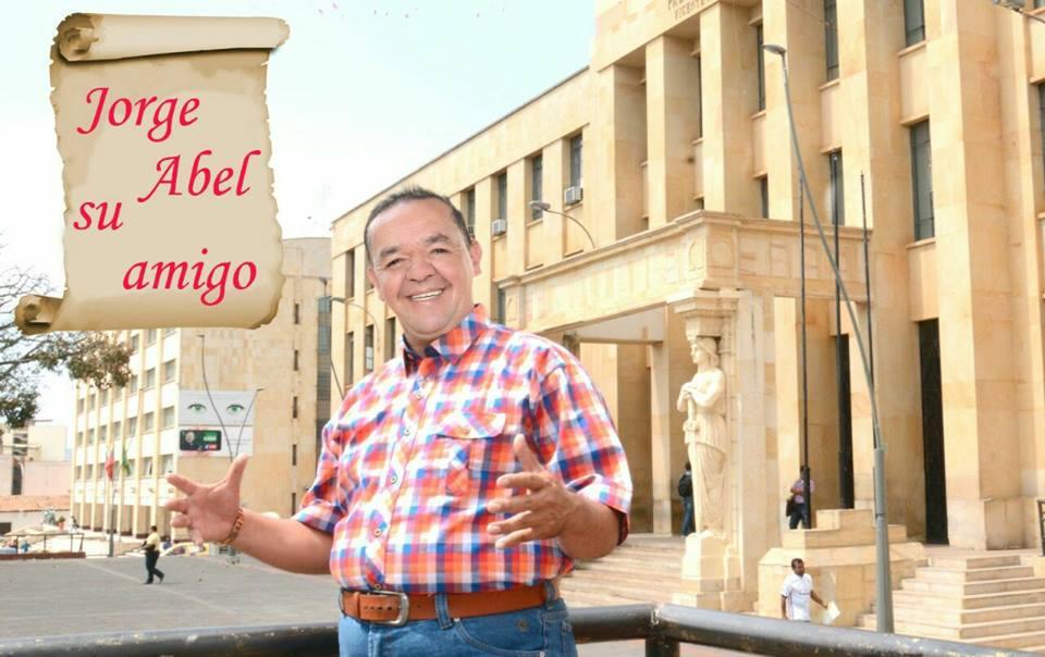 Jorge Abel Flores, crítico constructivo y emisario de propuestas para el departamento | EL FRENTE