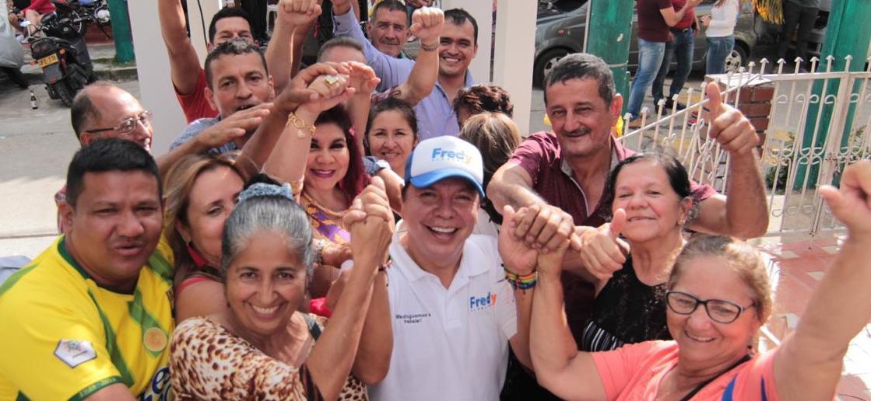 Los ejes de gobierno de Fredy Anaya para Bucaramanga | EL FRENTE