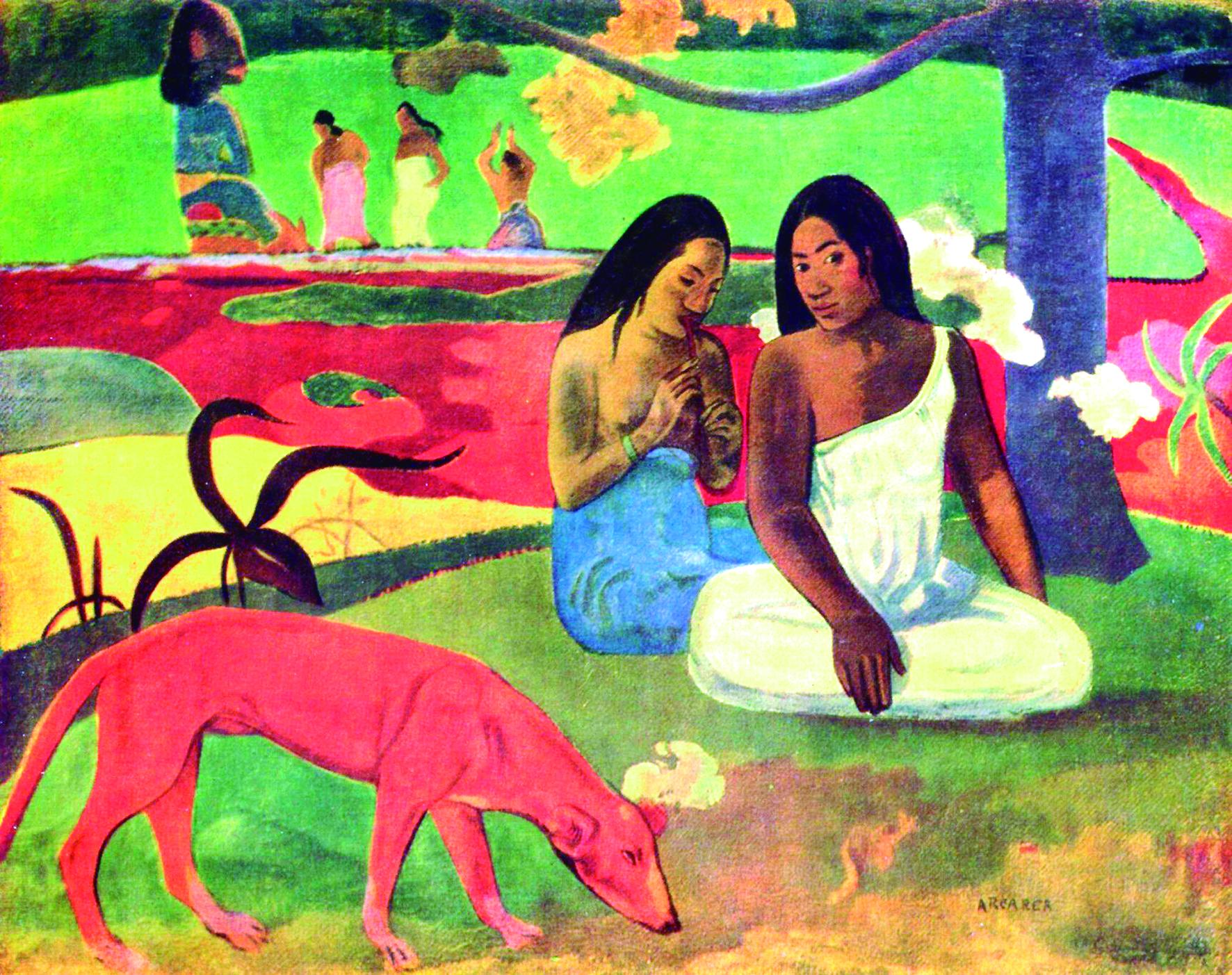 Gauguin en Tahití, El paraíso perdido | EL FRENTE