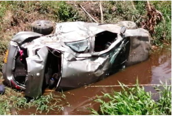 Accidente de tránsito dejó tres muertos en Santander  | EL FRENTE