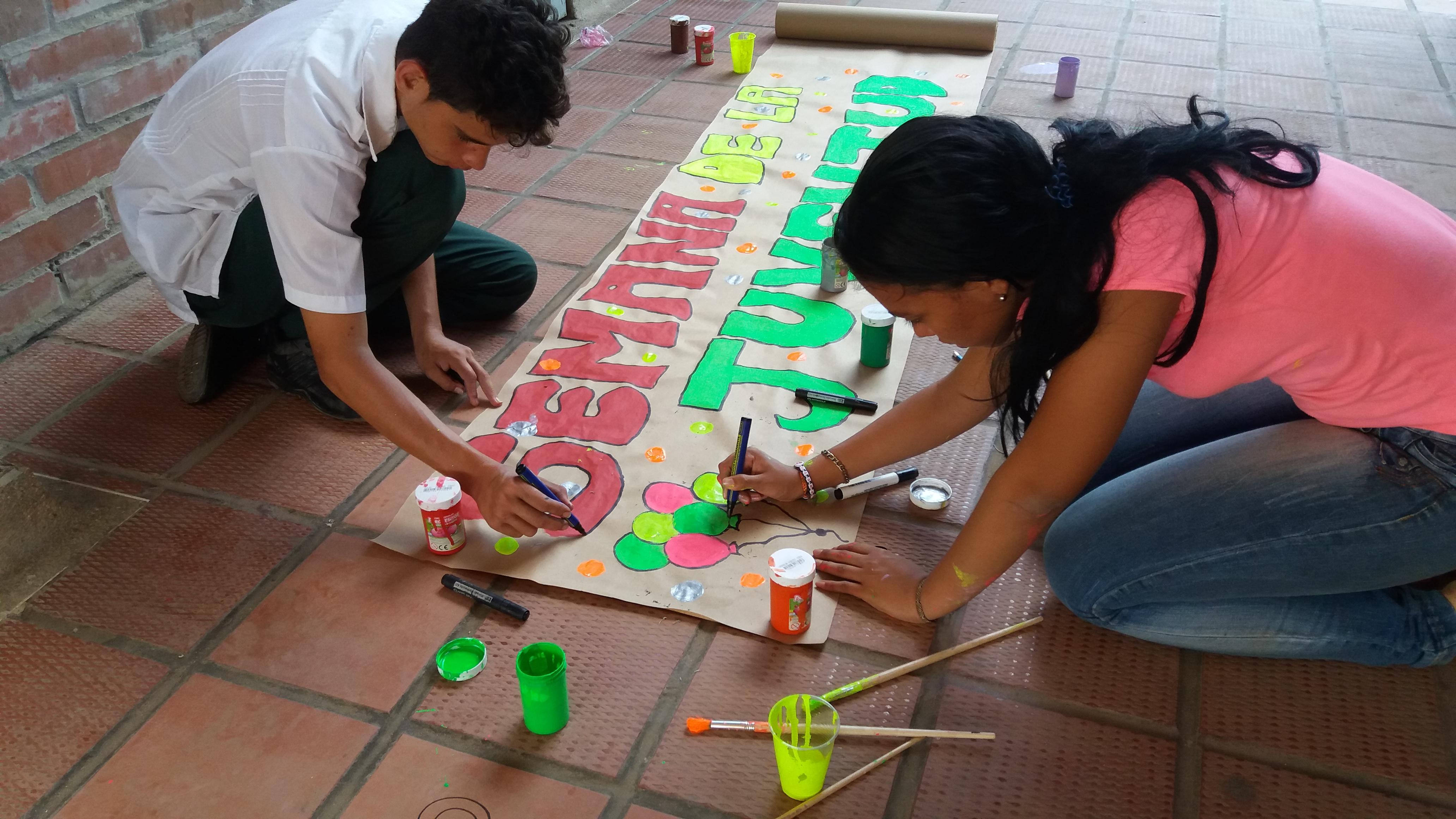 Semana de celebración del 17 al 31 de agosto. ¡Qué viva la juventud barranqueña! | EL FRENTE