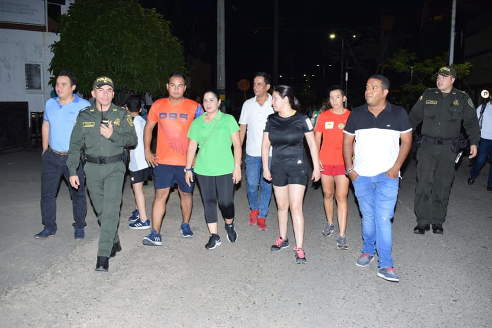 BREVES PORTEÑAS: Seguridad en la ruta del deporte   EL FRENTE
