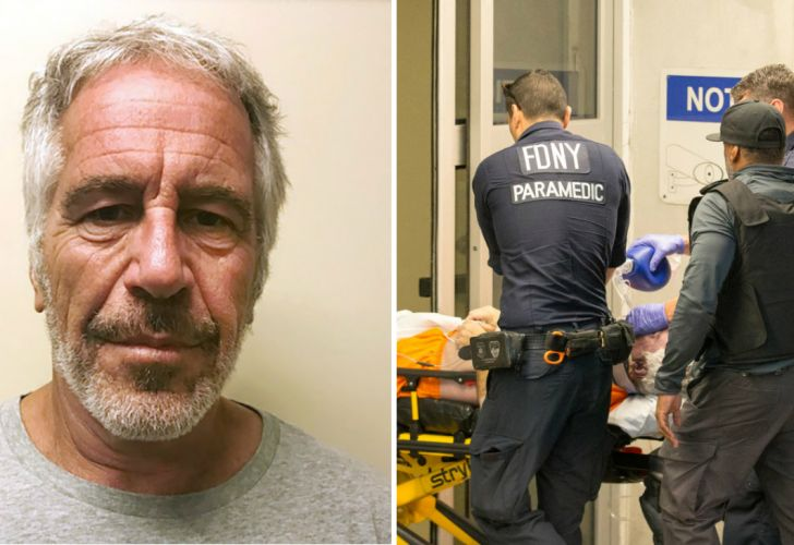 Millonario Jeffrey Epstein se suicidó ahorcándose | foto | EL FRENTE