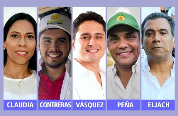 Foro UIS con los seis candidatos a la Alcaldía de Barrancabermeja este miercoles 11 de septiembre  | EL FRENTE