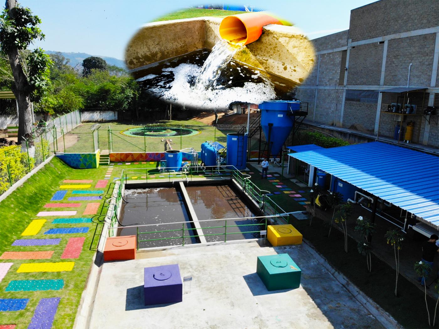 Planta de Tratamiento de Aguas Residuales de Centro Abastos es ejemplo a nivel nacional   Especiales   Variedades   EL FRENTE