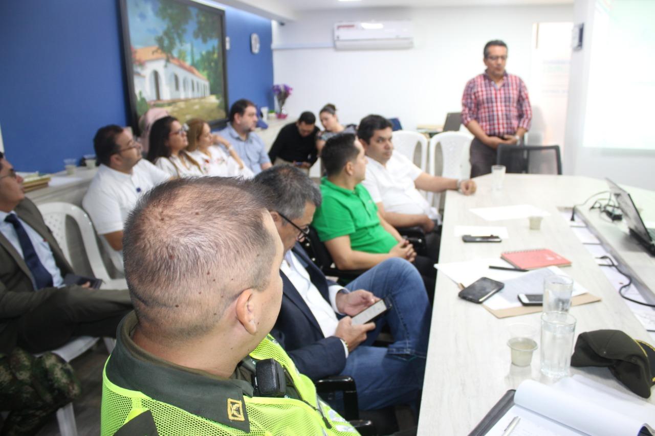 Casa de Justicia de Floridablanca, Santander, presentó balance de gestión 2019 | Floridablanca | Metro | EL FRENTE