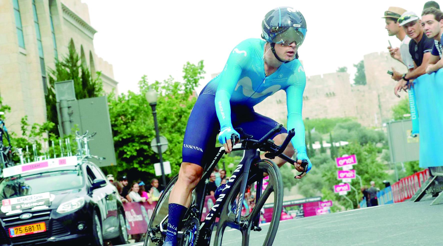 Carlos Betancur remplaza a Egan Bernal para Mundial de Ruta   Nacional   Deportes   EL FRENTE