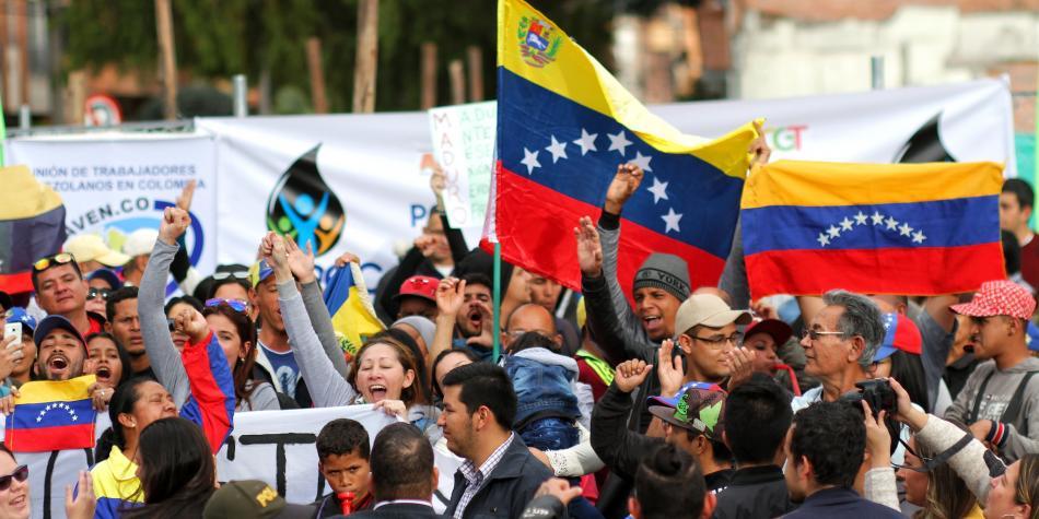 Hay más de 1,6 millones de venezolanos en Colombia  | Nacional | Colombia | EL FRENTE