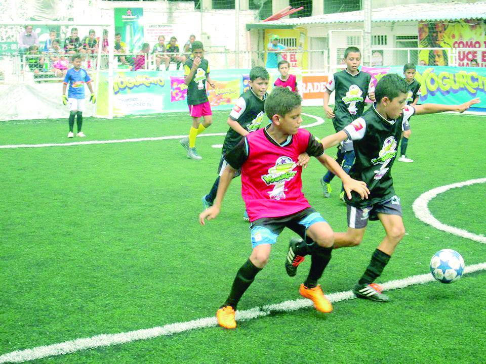 Más de 450 equipos disputaron la Copa Yogurcito Freskaleche | Deportes | EL FRENTE