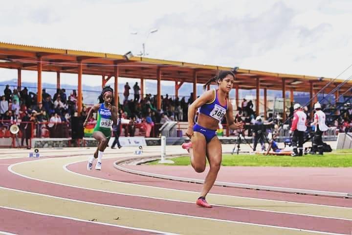 Santandereana Eliana Fuentes compite por beca deportiva | Deportes | EL FRENTE