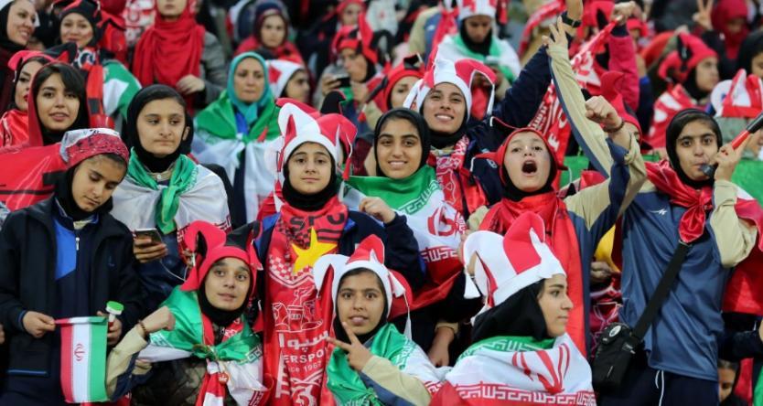 Fifa pide a Irán que permita la entrada de mujeres a los estadios | Deportes | EL FRENTE