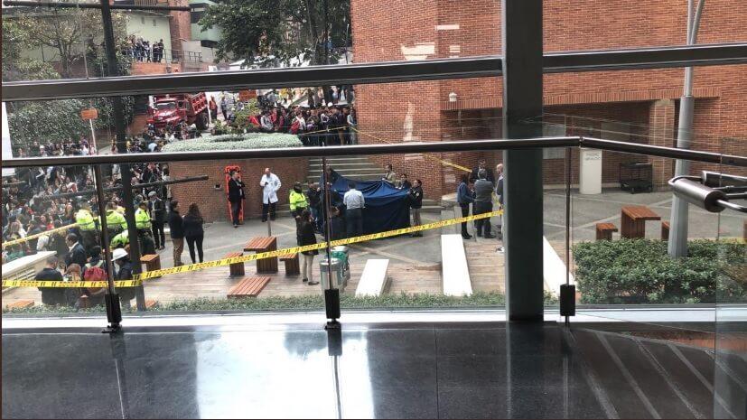 Joven se suicidó en campus de conocida universidad  | Nacional | Colombia | EL FRENTE