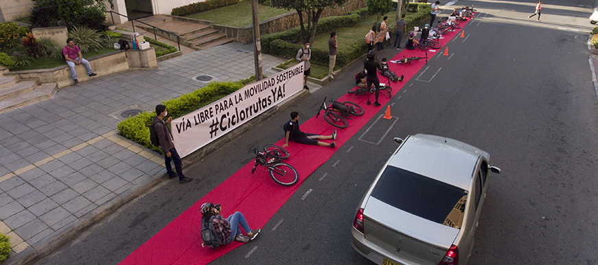 Contraloría da nuevo golpe para enterrar las ciclorutas  | Local | Política | EL FRENTE