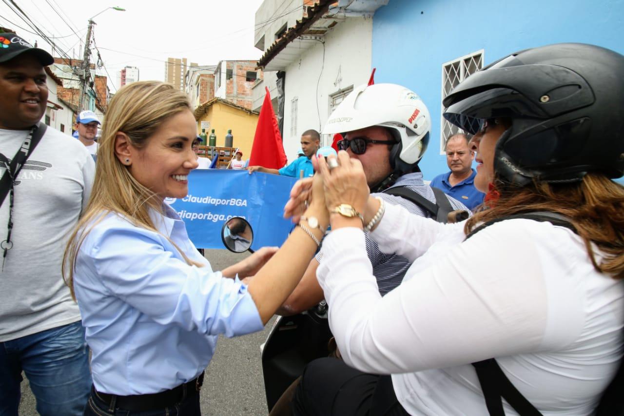 Claudia López propone usar el celular para combatir el crimen  | Local | Política | EL FRENTE