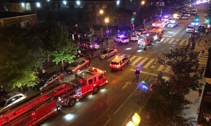 Un muerto y cinco heridos en dos atentados en Washington, EE.UU | foto | EL FRENTE