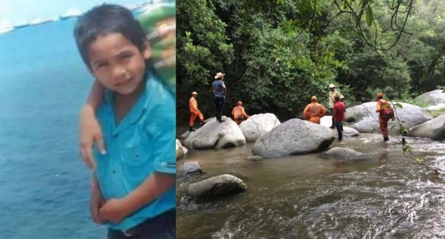 Pequeño de 6 años cumple un año de haber desaparecido en Santa Marta | Nacional | Colombia | EL FRENTE