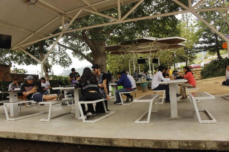 Lugar de alimentos, encuentro y esparcimiento. Bienestar Campestre es un combo saludable en la UIS  | Educación | Variedades | EL FRENTE