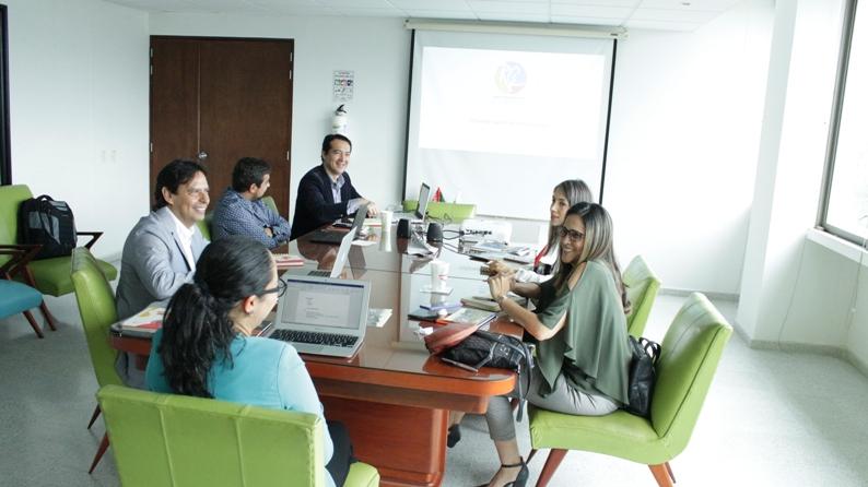 La Red Colombiana para la internacionalización de la Educación Superior (RCI) sesionó en la IUS  | EL FRENTE