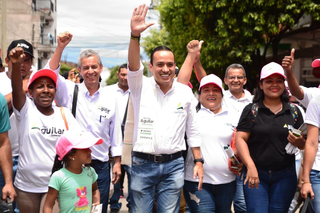 Magdalena Medio ratifica a  Mauricio como Gobernador | EL FRENTE