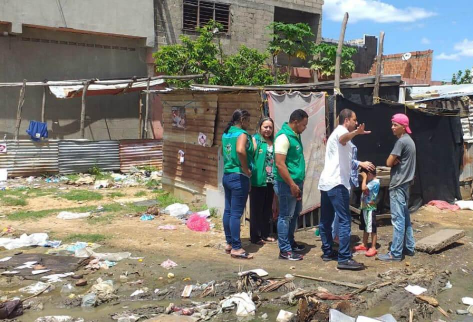 Rescatan niños wayúu hallados  en lotes de basura en La Guajira | EL FRENTE