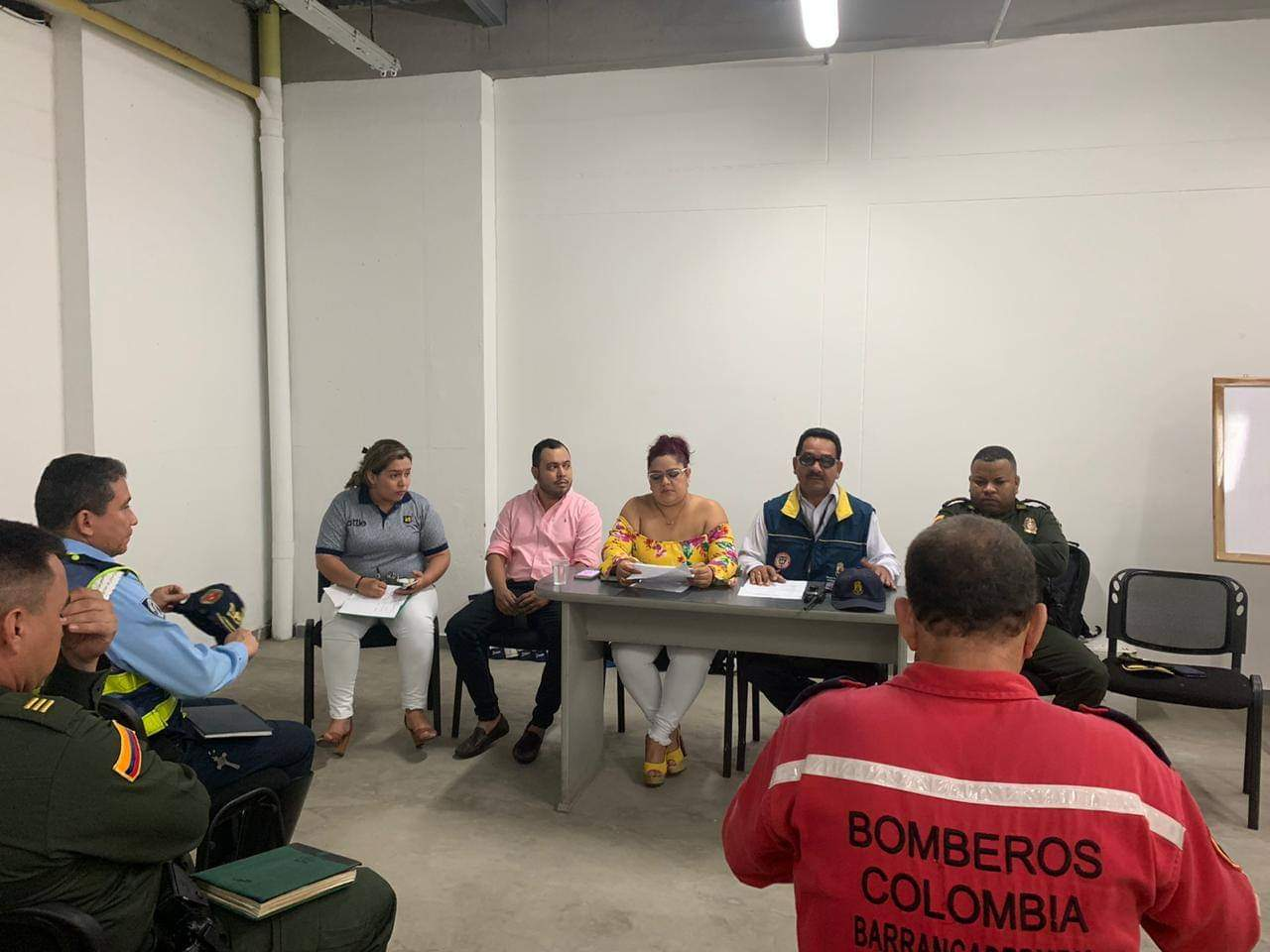 Medidas para Alianza Petrolera Vs. Junior. Comisión para seguridad invita a una fiesta en paz   EL FRENTE