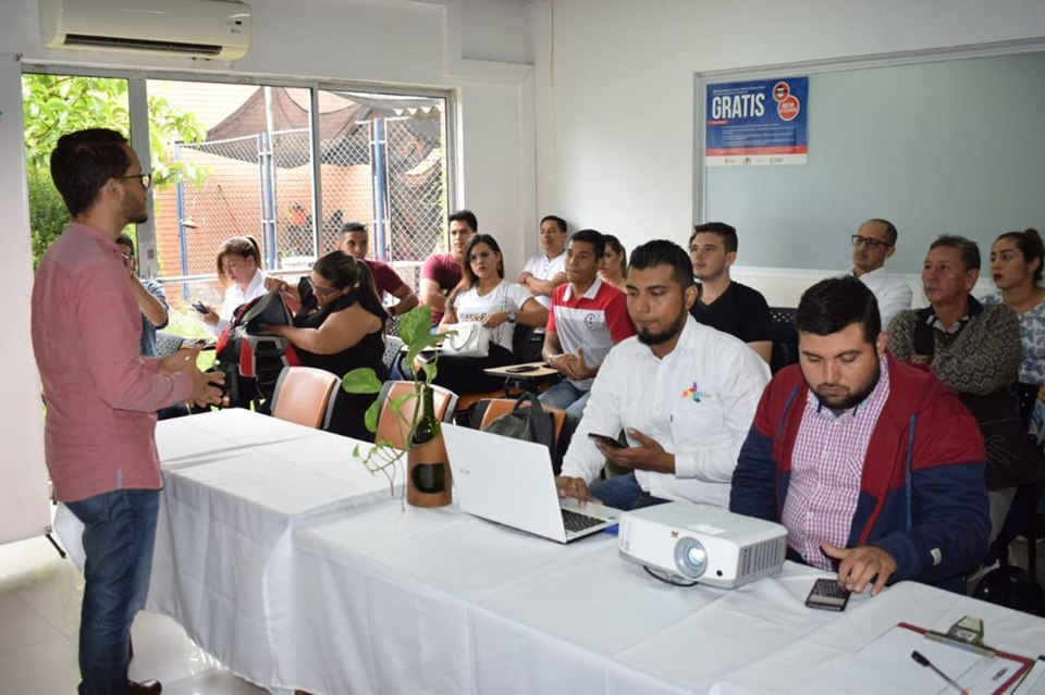 BREVES PORTEÑAS: Socialización de equipos emprendedores  | EL FRENTE