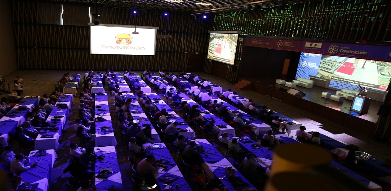Evento de la Cámara de Comercio de Bucaramanga. Foro Constructor tuvo su sexta versión    Local   Economía   EL FRENTE