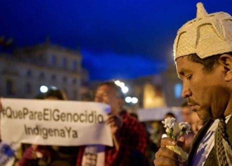 Indígenas llegarán hasta Bogotá exigiendo la renuncia del gabinete de Ivan Duque | EL FRENTE