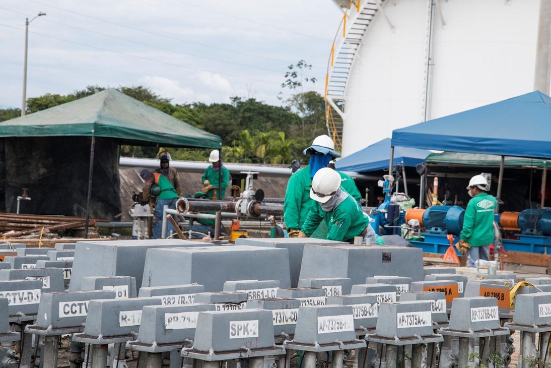 Empresas locales que contrataron con Ecopetrol. Grandes negocios se quedaron en Santander   Local   Economía   EL FRENTE