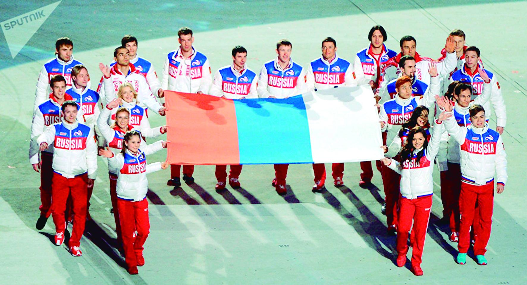 Rusia espera estar presente en Tokio 2020 | Internacional | Deportes | EL FRENTE