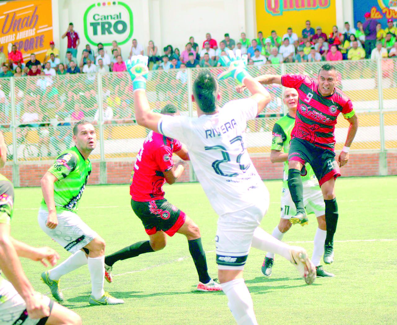 UTS y Real Santander ganan cupo para Torneo de la Marte | Local | Deportes | EL FRENTE