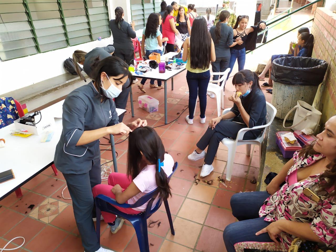 Quinta Brigada llevó jornada de apoyo a la comunidad de Curití, Santander | Santander | EL FRENTE