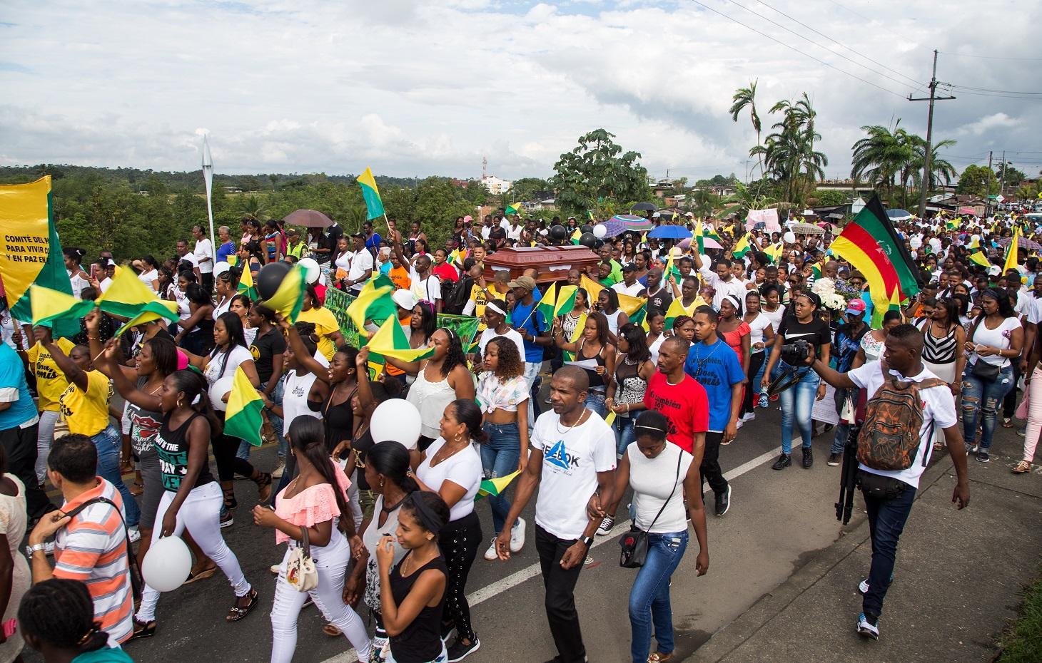 PMU durante la jornada de Paro Nacional. Las autoridades garantizarán la seguridad de barranqueños | Santander | EL FRENTE