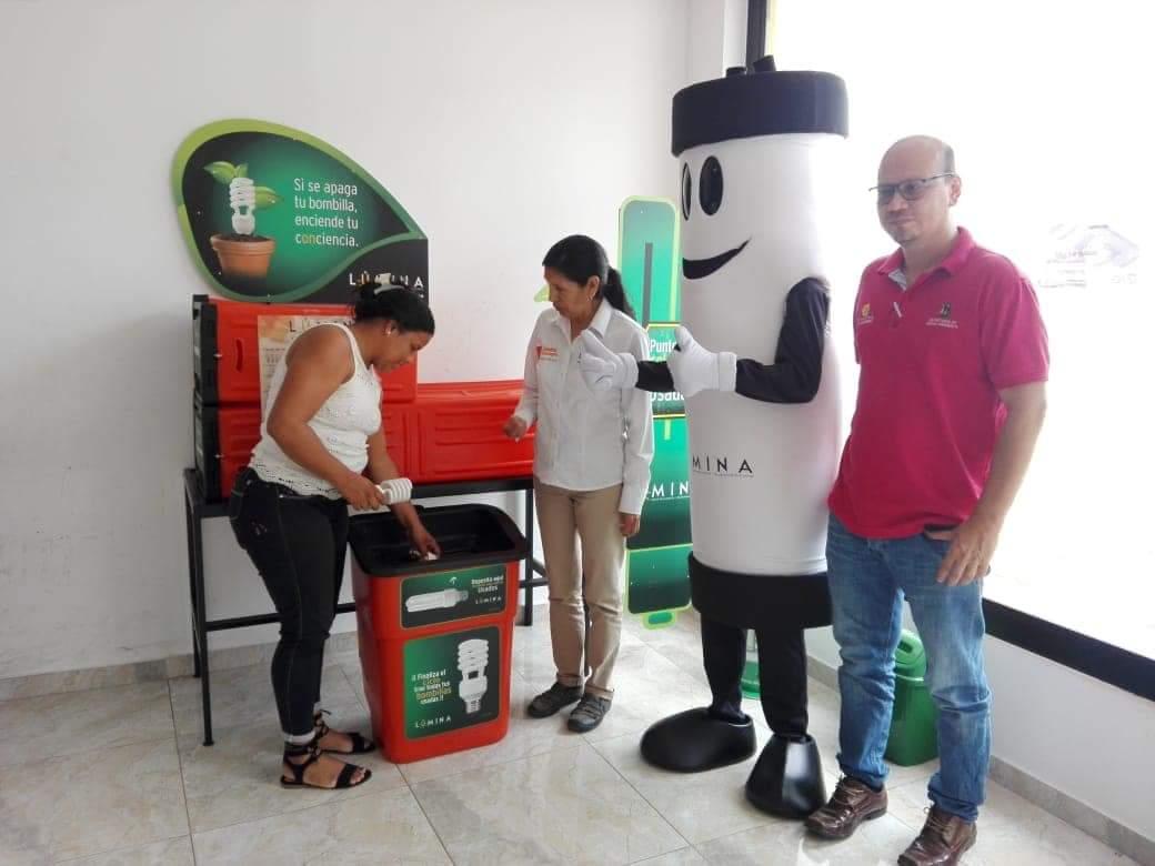 XI Gran Jornada de Recolección de Residuos Posconsumo. Recicle y dele una mano al medio ambiente  | Santander | EL FRENTE