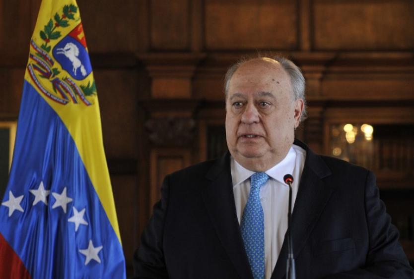 Guaidó removió a Humberto Calderón como su embajador en Colombia  | EL FRENTE