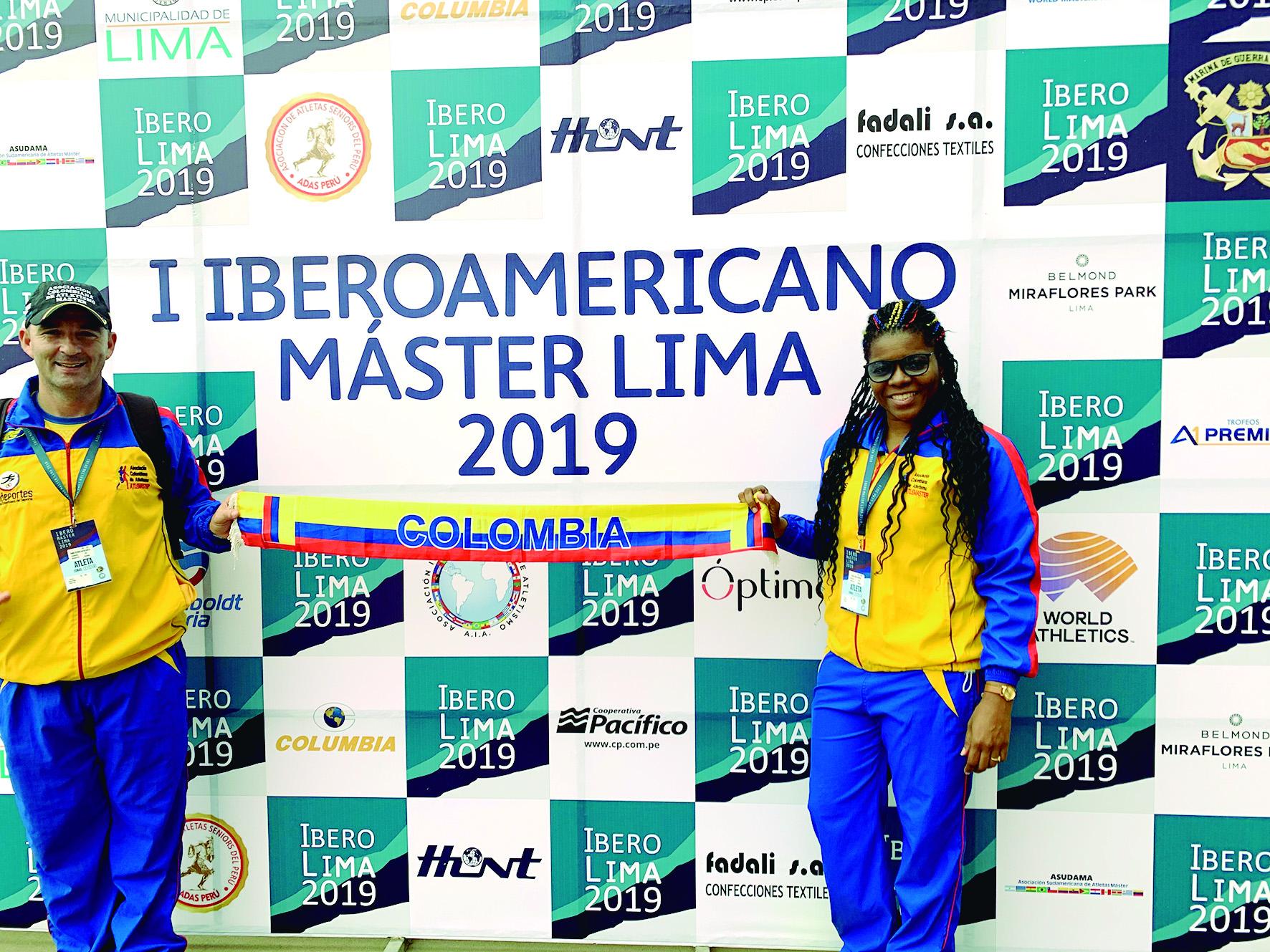 Destacada actuación de Yolima Mena en Lima | EL FRENTE