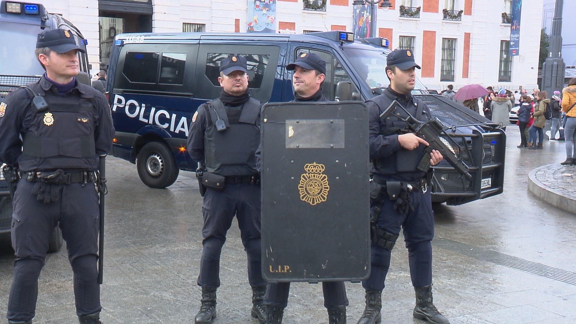Extremas medidas de seguridad en Madrid para el COP25 | EL FRENTE
