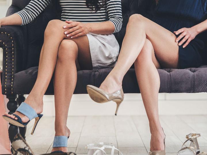 Conozca los problemas de salud al cruzar la pierna   EL FRENTE