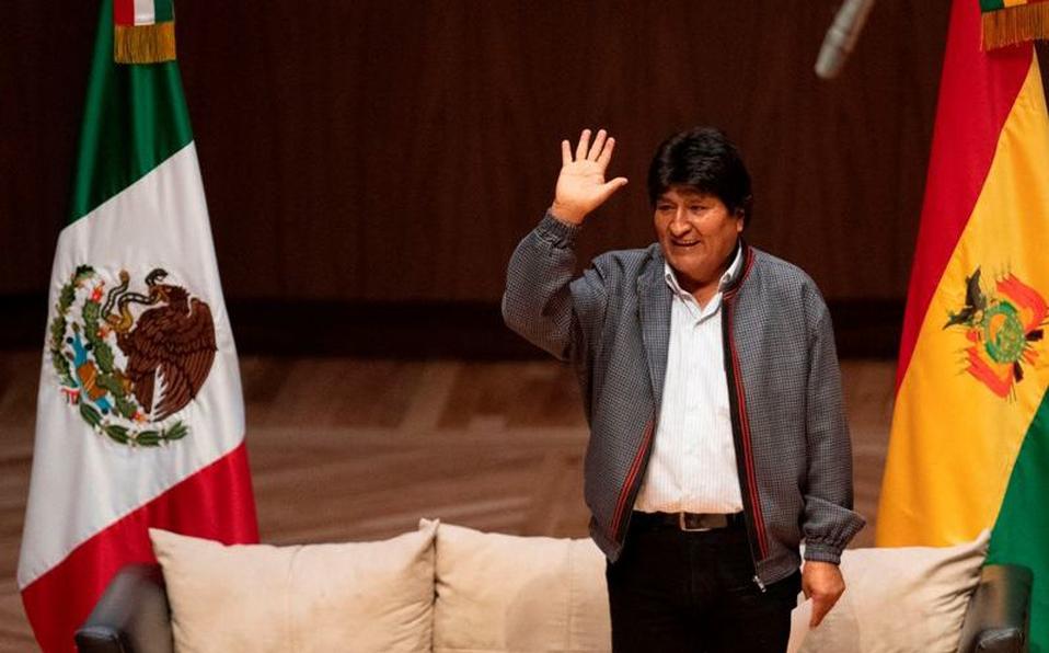 Evo Morales viaja a Cuba sin fecha de regreso | foto | EL FRENTE