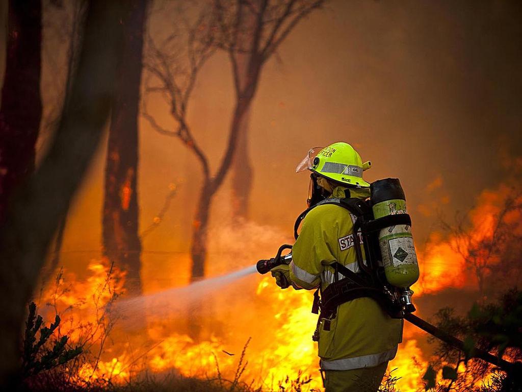 Humo de incendios de Australia llegó a Chile y Argentina | EL FRENTE