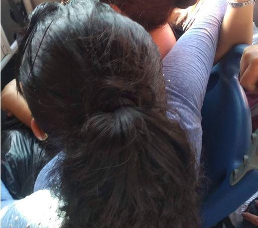 """""""En Metrolínea nadie respeta las sillas azules""""   Piedecuesta   Metro   EL FRENTE"""