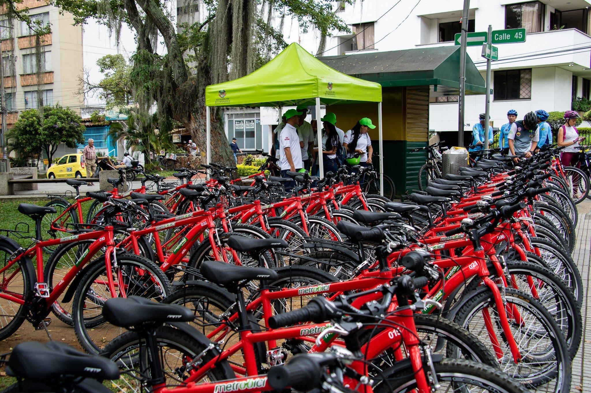 Comenzó a operar de nuevo Metrobici en Bucaramanga | Bucaramanga | Metro | EL FRENTE